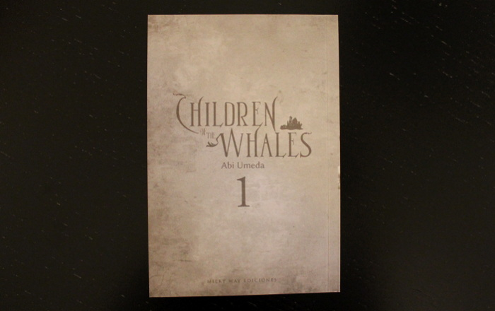 Reseña Children of the Whales #1, de Abi Umeda libro 3 - el palomitron
