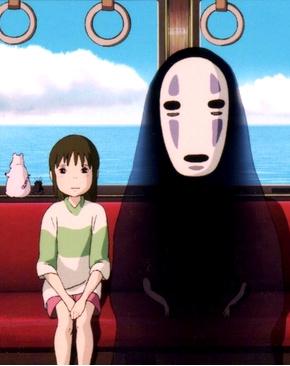 Reseña 'El viaje de Chihiro', de Marta García Villar personajes - el palomitron