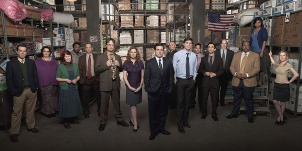 THE OFFICE CAST EL PALOMITRON