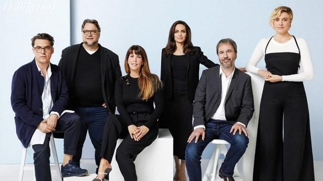 Mesas redondas del Hollywood Reporter - El Palomitrón