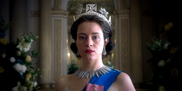 The Crown Claire Foy El Palomitrón