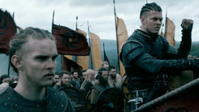 Vikingos Quita temporada El Palomitrón