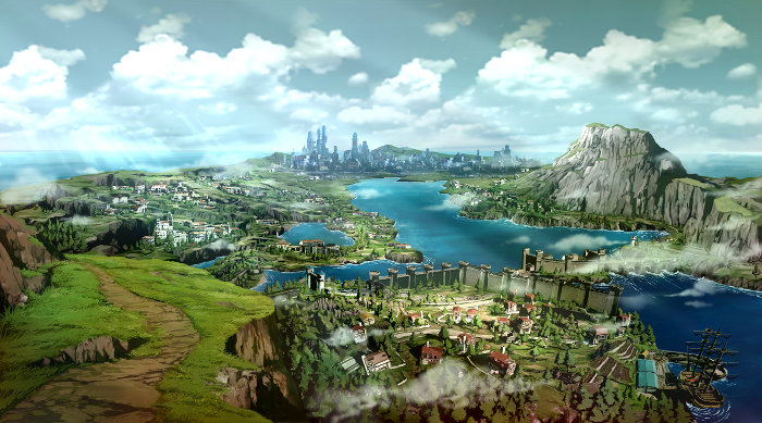 primer tráiler de One Piece World Seeker gameplay 4 - el palomitron