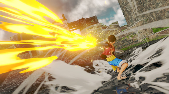 primer tráiler de One Piece World Seeker gameplay 5 - el palomitron