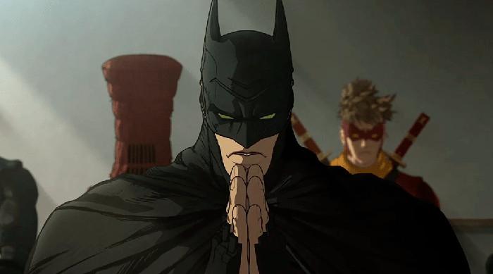 primeros detalles y tráiler de Batman Ninja principal - el palomitron