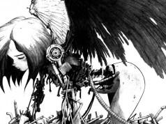 tráiler de Alita, ángel de comb