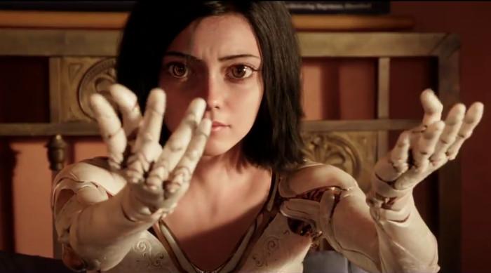 tráiler de Alita, ángel de combate, de James Cameron imagen principal - el palomitron