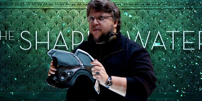 Globos de Oro Guillermo del Toro La forma del agua El Palomitrón