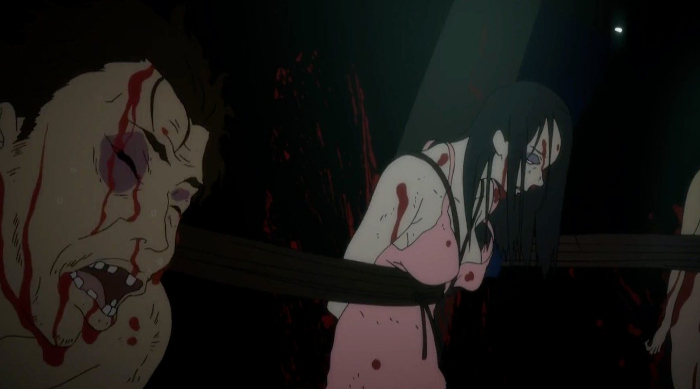 crítica de devilman crybaby, el controvertido anime de netflix humanos - el palomitron