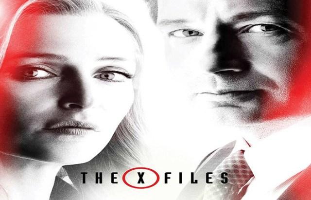 Póster Mulder Scully Expediente X El Palomitrón