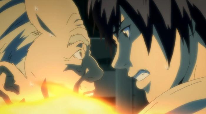 impresiones finales de Last Hero Inuyashiki, de Hiroya Oku enfrentamiento - el palomitron