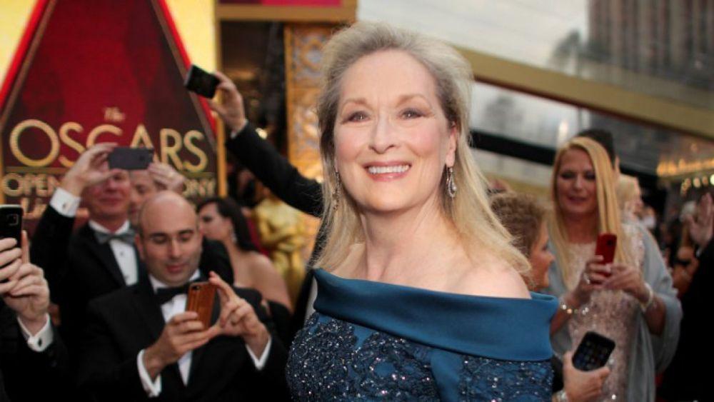 Streep Oscars