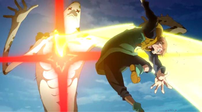 Crítica de Nanatsu no Taizai segunda temporada capítulos 1-5 King - el palomitron