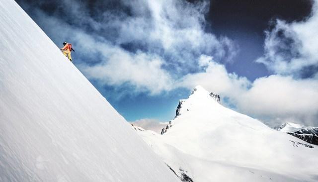 Path to Everest Kilian Jornet