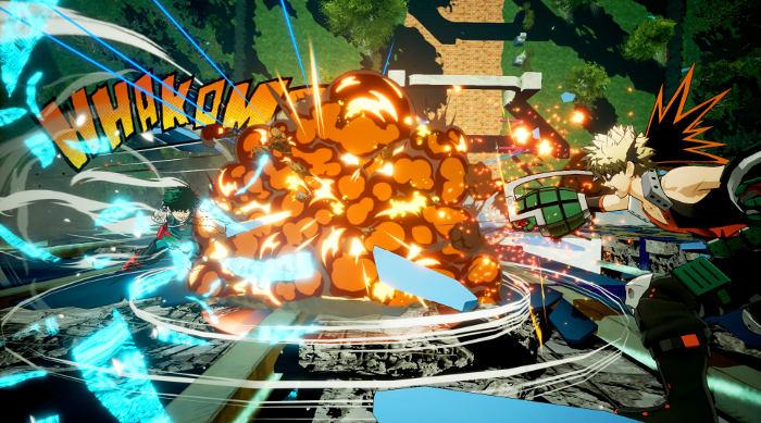 Personajes de My Hero Academia One's Justice Bakugo galeria 4 - el palomitron
