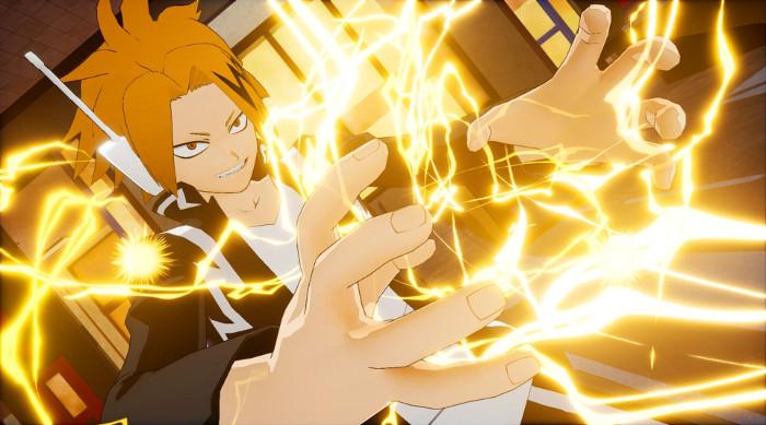 Personajes de My Hero Academia One's Justice Kaminari galeria 1 - el palomitron