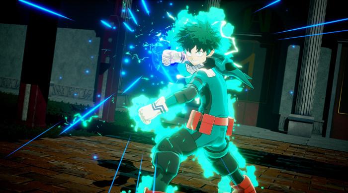Personajes de My Hero Academia One's Justice Midoriya galeria 4 - el palomitron