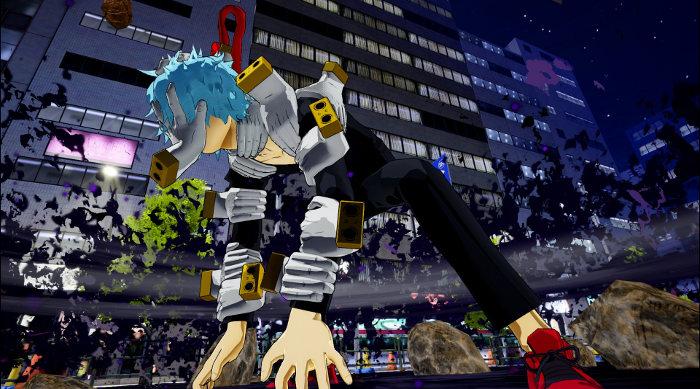 Personajes de My Hero Academia One's Justice Shigaraki galeria 3 - el palomitron