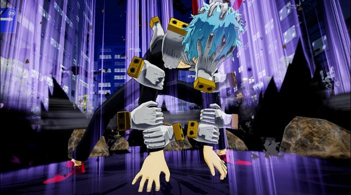 Personajes de My Hero Academia One's Justice Shigaraki galeria 4 - el palomitron