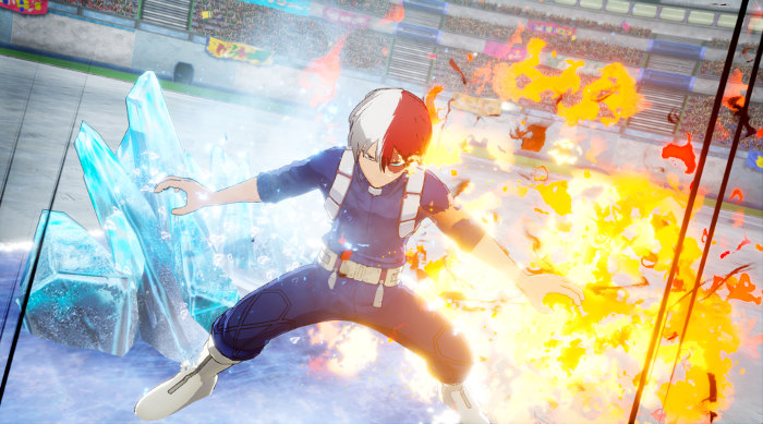 Personajes de My Hero Academia One's Justice Todoroki galeria 3 - el palomitron