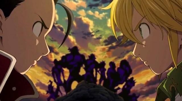 Recomendaciones anime invierno 2018 nanatsu no taizai - el palomitron