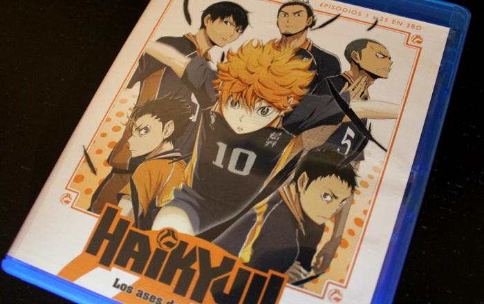 edición Blu-ray de la 1ª temporada de Haikyu!!, de Selecta Visión galeria 3 - el palomitron