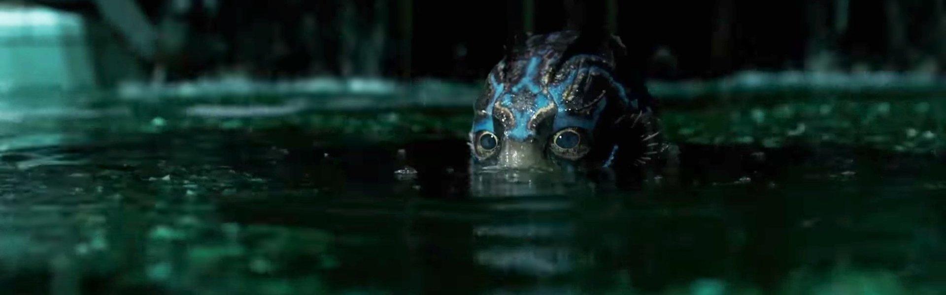 Criatura La forma del agua - El Palomitrón