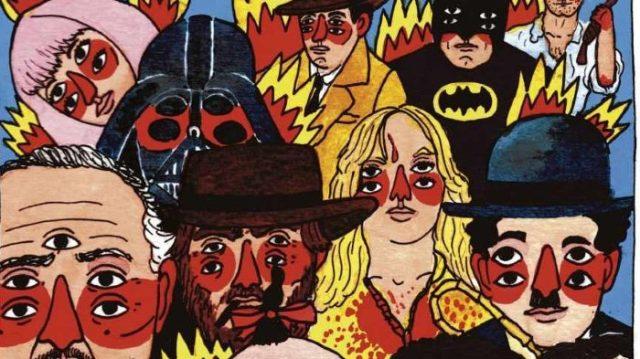 100 películas sin las que no podría vivir ilustraciones El Palomitrón