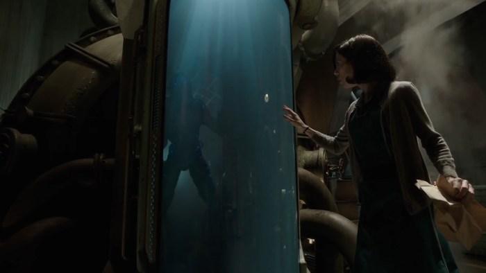 La forma del agua, de Guillermo del Toro - El Palomitrón