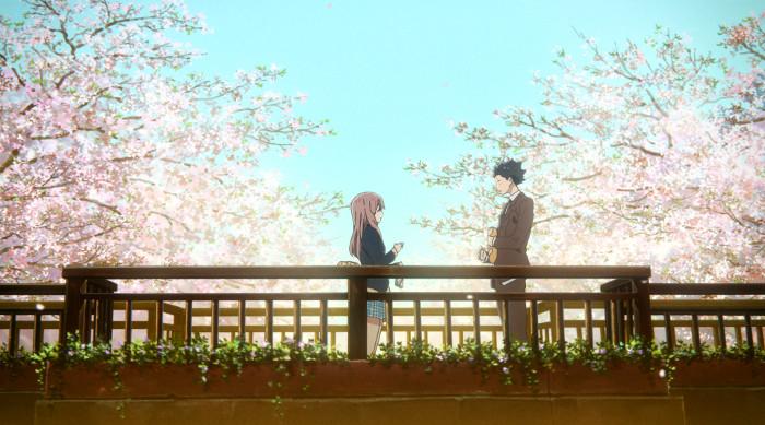 Crítica de A Silent Voice (Koe no Katachi) puente - el palomitron