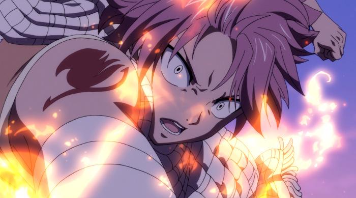 Crítica de Fairy Tail Dragon Cry natsu - el palomitron