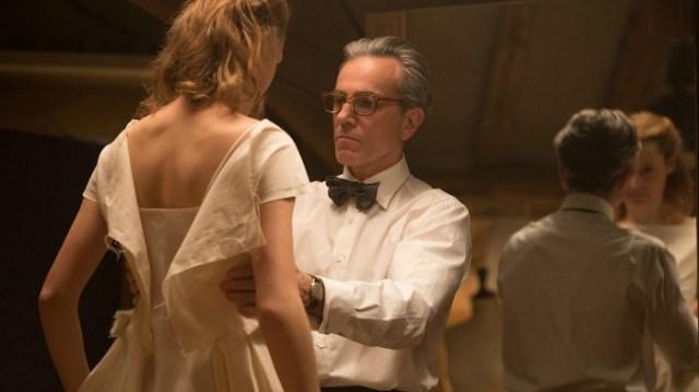 El hilo invisible Vestuario El Palomitrón Oscars 2018