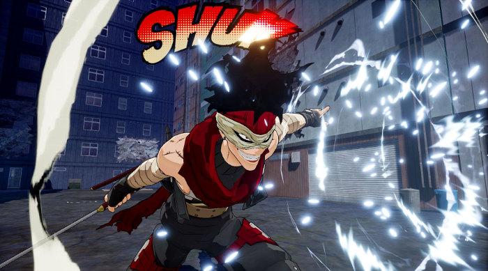 Personajes de My Hero Academia One's Justice Stain galeria 2 - el palomitron