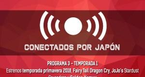 Podcast Conectados por Japón S01xEP03 destacada - el palomitron