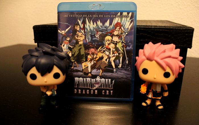 edición Blu-ray de Fairy TailDragon Cry, de Selecta Visión galeria 1 - el palomitron