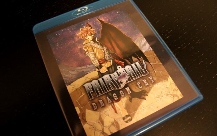 edición Blu-ray de Fairy TailDragon Cry, de Selecta Visión galeria 3 - el palomitron