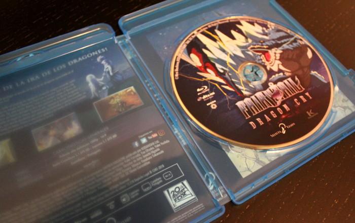 edición Blu-ray de Fairy TailDragon Cry, de Selecta Visión galeria 5 - el palomitron