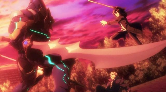Crítica Sword Gai The Animation batalla - el palomitron