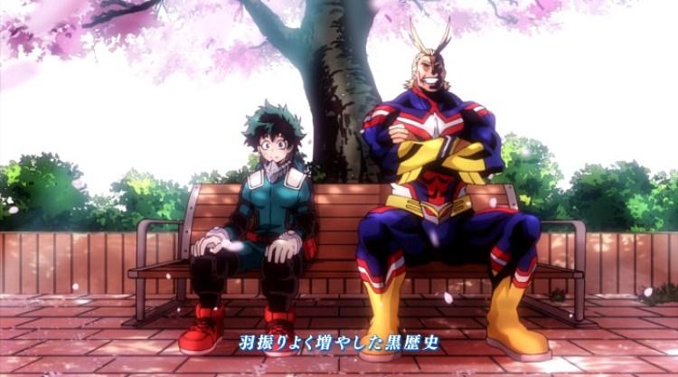 Crítica de Boku no Hero Academia 3x01 principal - el palomitron