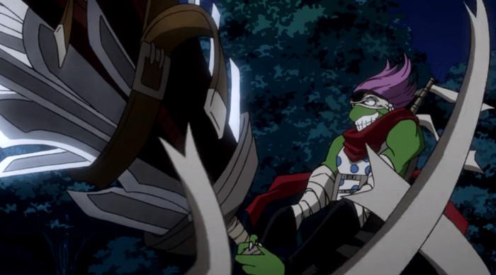 Crítica de Boku no Hero Academia 3x04 Spinner - el palomitron
