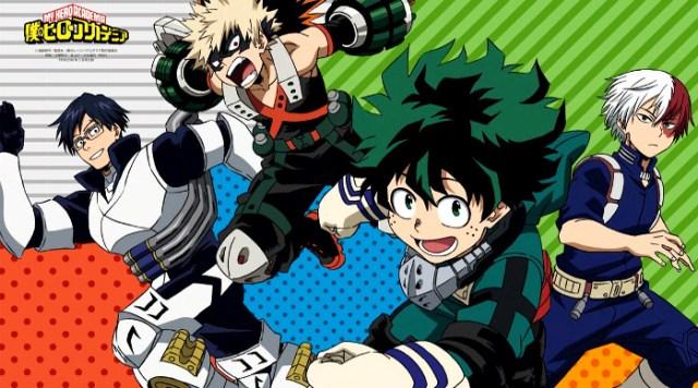 Crítica de la tercera temporada de Boku no Hero Academia principal - el palomitron