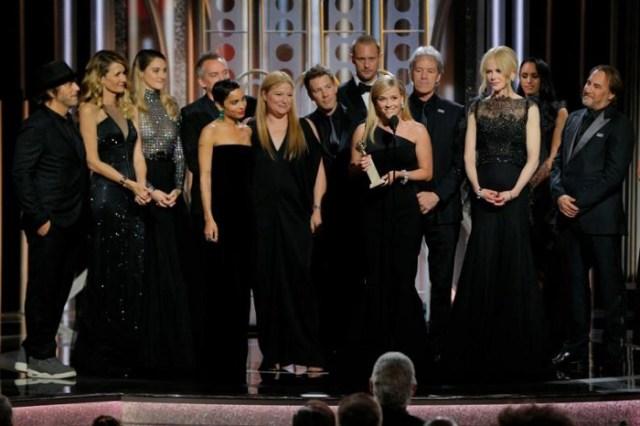 Golden Globes 2018 - El Palomitrón