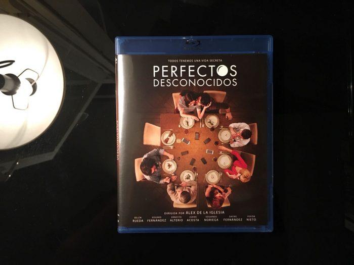 Perfectos desconocidos en DVD