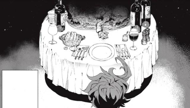 Reseña de The Promised Neverland #1 cena - el palomitron