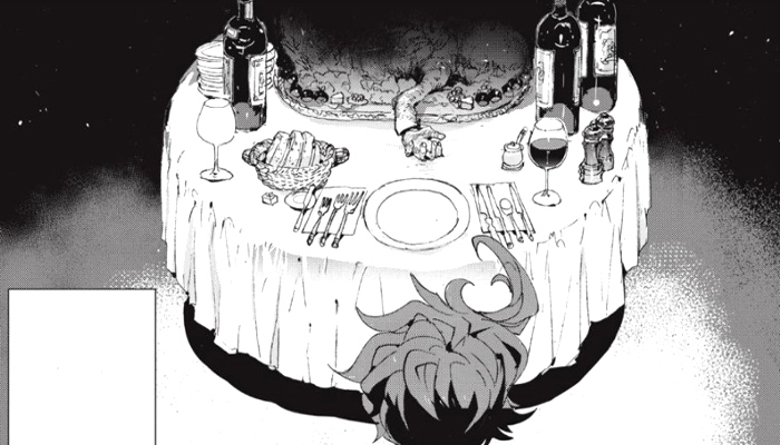 Reseña de The Promised Neverland #1 cena - el palomitron