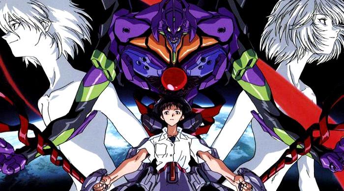 Sorteo Tú (no) necesitas ser un héroe Neon Genesis Evangelion principal - el palomitron