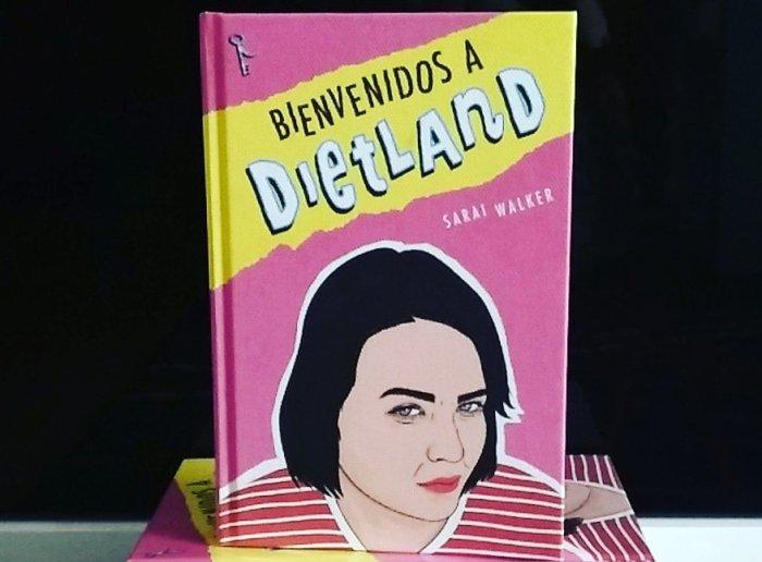 Bienvenidos a Dietland Libro Sarai Walker-El Palomitrón