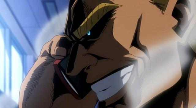 Crítica de Boku no Hero Academia 3x07 all might - el palomitron