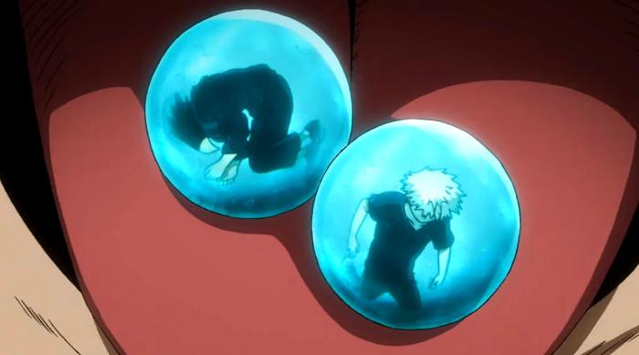 Crítica de Boku no Hero Academia 3x07 bakugo y tokoyami - el palomitron