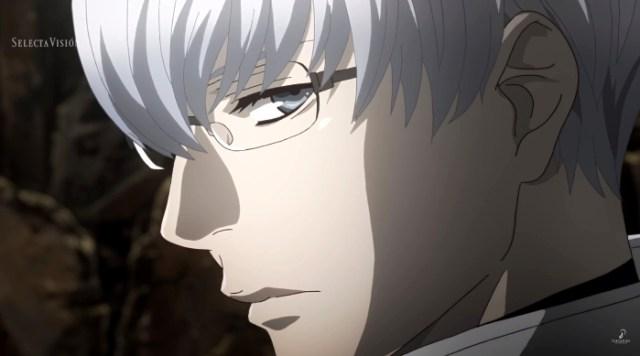 Crítica de Tokyo Ghoul re 07 Arima - el palomitron